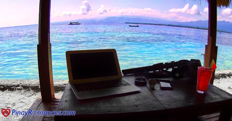 Be digital nomad in the Philippines