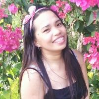At the garden  - Pinay Romances Dating