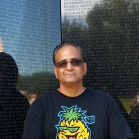 At Washington DC, the Veteran's Memorial Wall - Pinay Romances Dating