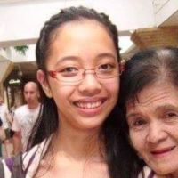 Me and grandma  - Pinay Romances Dating